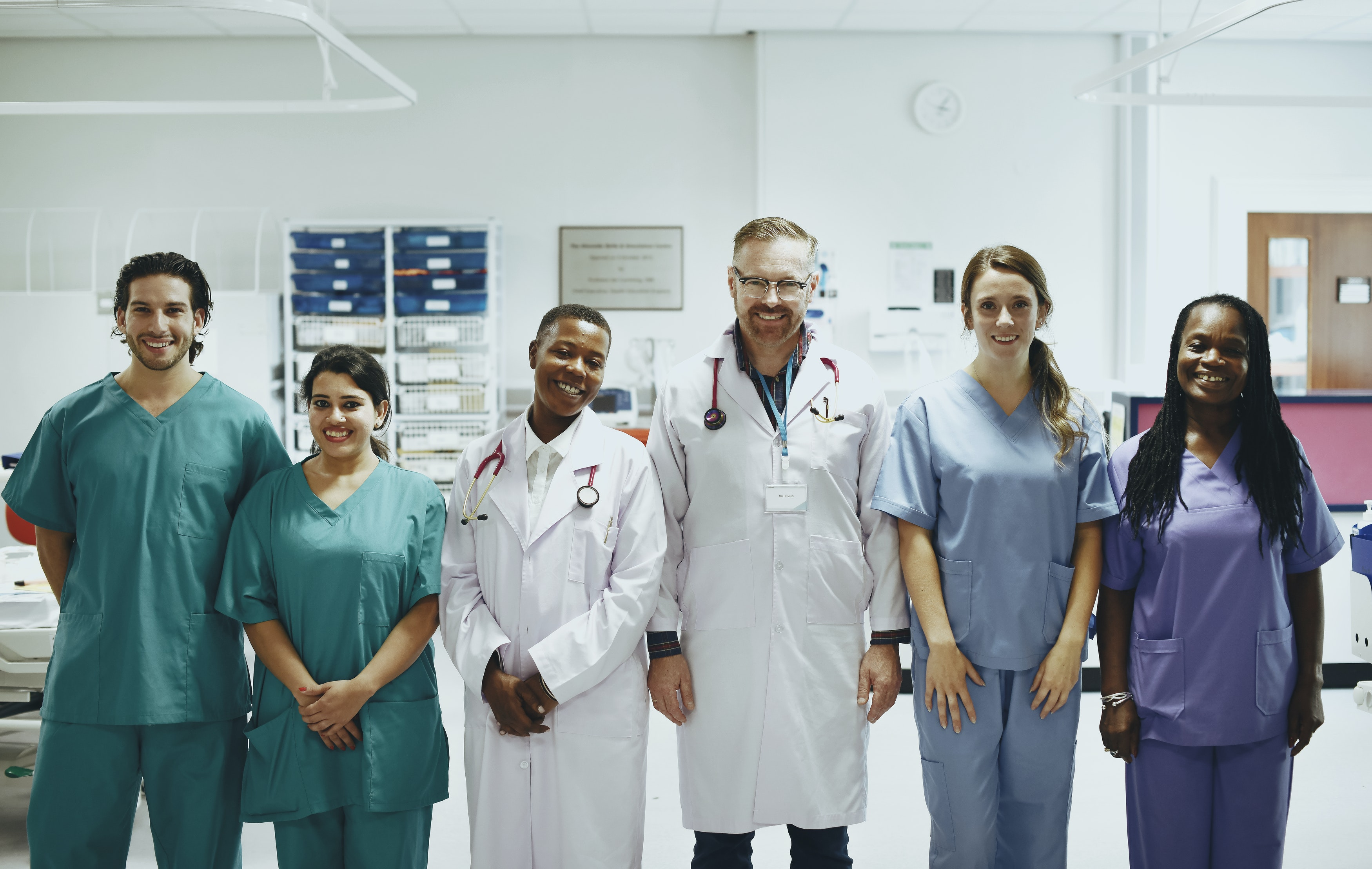 Doctors who find meaning in their job