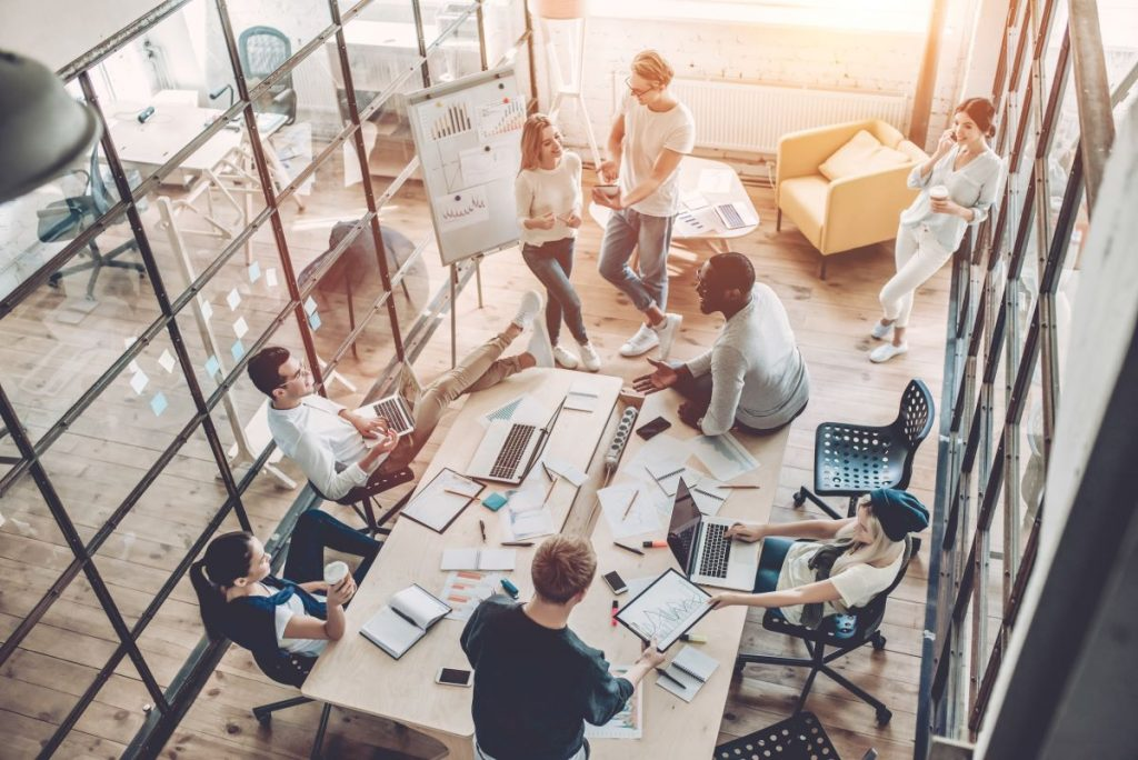 A 360 degree program leads to an improved employee experience
