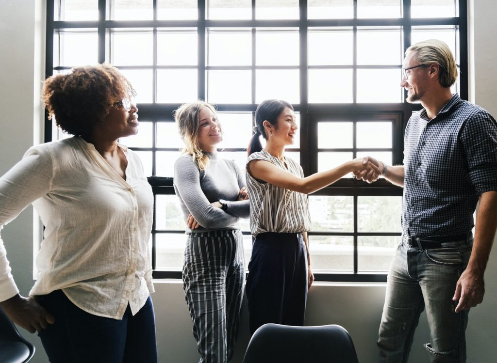 leader increases eNPS by showing his team he cares